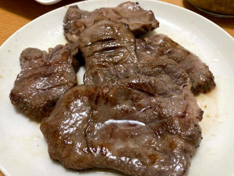 仙台の人気店「肉のいとう」で購入した肉厚プリプリの牛タン