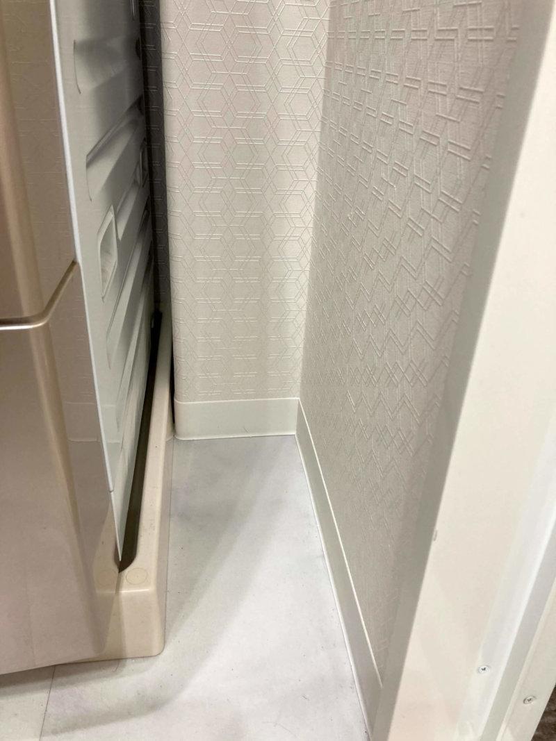洗面所横の隙間